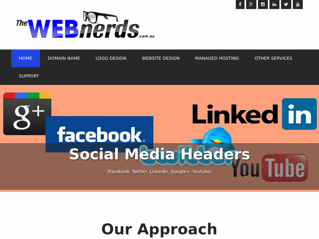 The Webnerds Website