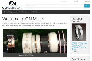 CNMillar Website