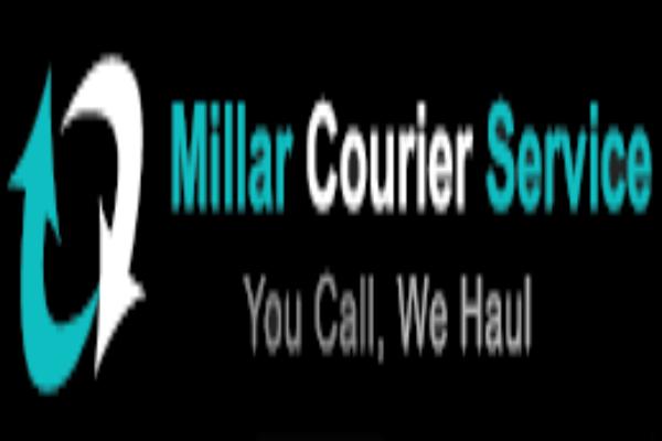 Millar Courier Service Logo