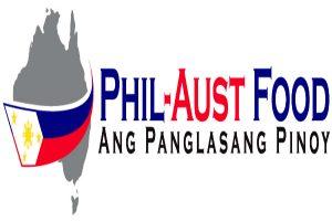 Phil-Aust Food Logo